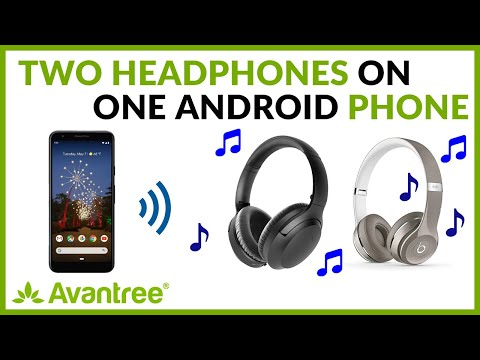 How To Connect 2 Headphones To 1 Phone Youtube