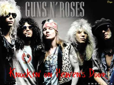 Knockin' on Heaven's Door – Guns N' Roses – Album:Use Your Illusion II (1992)