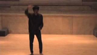 Kota Yamazaki. Movement Research @ the Judson Church. 10.11.2010 dinle ve mp3 indir