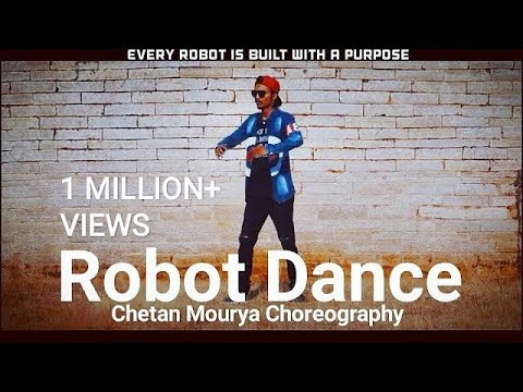 Robot Dance | Ft. Kings United India | Naveen Sagar | By Versatile Dance Studio | Neemuch M.p