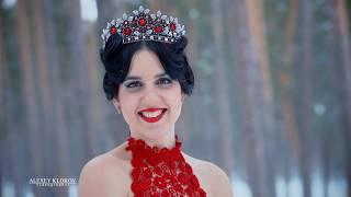 """Александра """"Времена года"""" / """"Seasons"""" #видеопортрет #portraitvideo"""