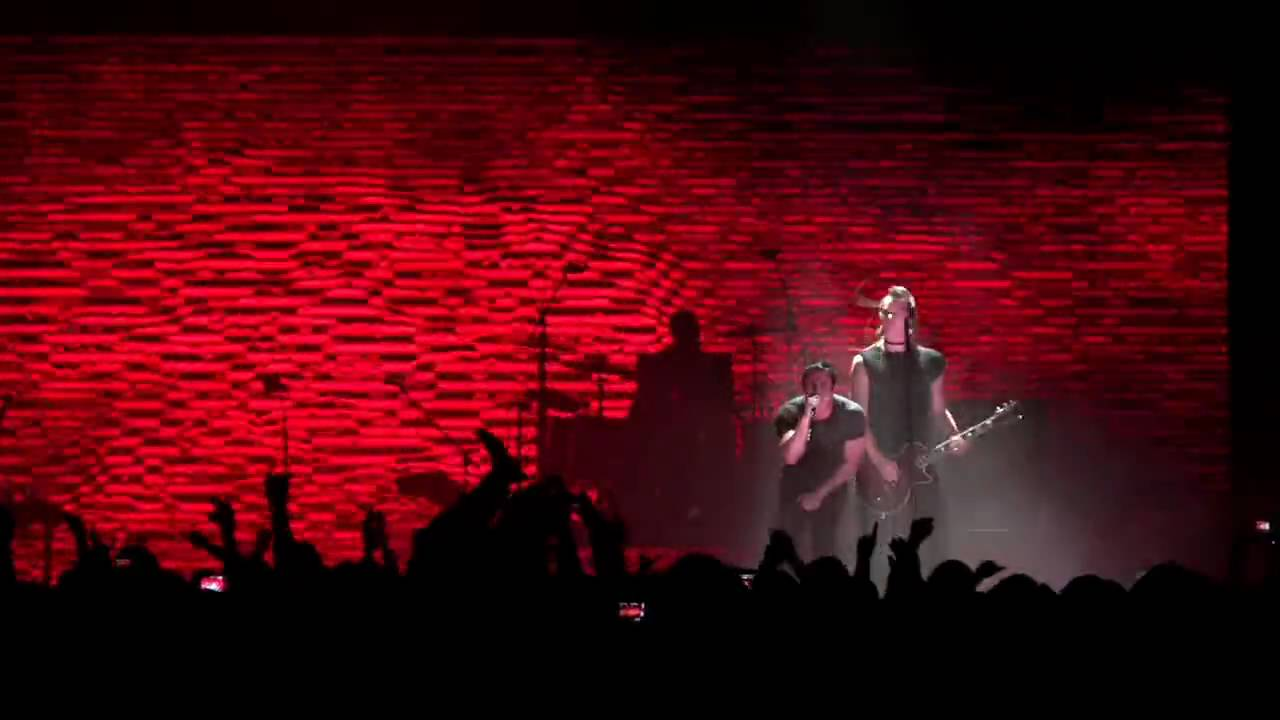 Nine Inch Nails - Closer (live from the LiTS tour) HD ...
