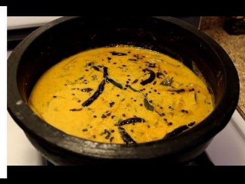 How To Make Kumbalanga Paal Curry Kerala Recipe Episode 50