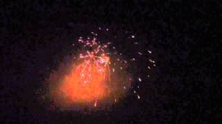 Diamond Fireworks Trident Missile - Triple Burst Rocket