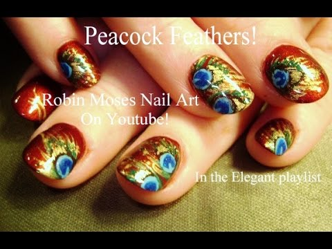 Delighted Ring Finger Different Color Nail Polish Small Nail Polish Business Round Best Dark Red Nail Polish Fancy Nail Arts Young Sinful Colors Nail Polish BlackNail 3d Art Designs Nail Art Tutorial | DIY Peacock Feather Nails | Easy Feathers Nail ..