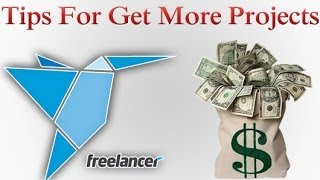 How To Get Projects Successfully In Freelancer.com thumbnail
