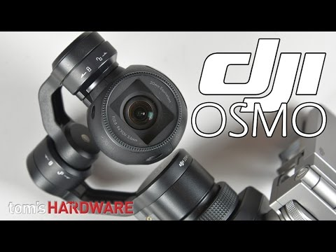 DJI Osmo - Camera 4K Stabilizzata: Hands-on by Tom
