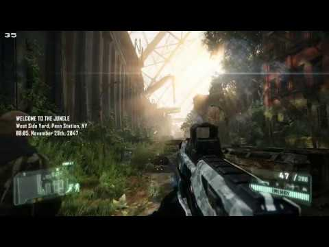 Crysis 3 on intel hd 4400