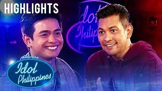 Dan Ombao - Top 6 Mentoring Session | Live Round | Idol Philippines 2019
