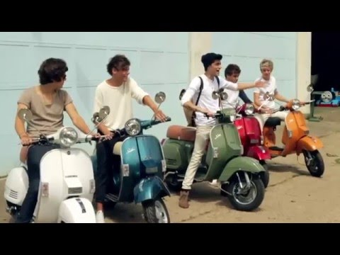 One Direction | Live While We're Young (Music Video)