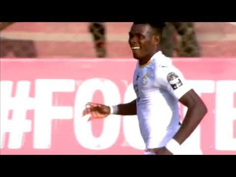 GHANA u20  vs BURKINA FASO u20 - AFCON U20 Highlights