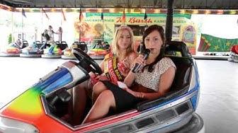 Funregio-Verlosungen auf dem Parkfest mit der neuen Miss Ludwigshafen