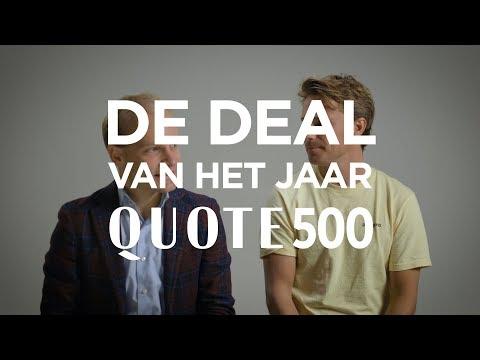 Quote 500 2018: Deal van het Jaar