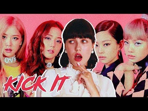 BLACKPINK - Kick It (На русском || Russian Cover)