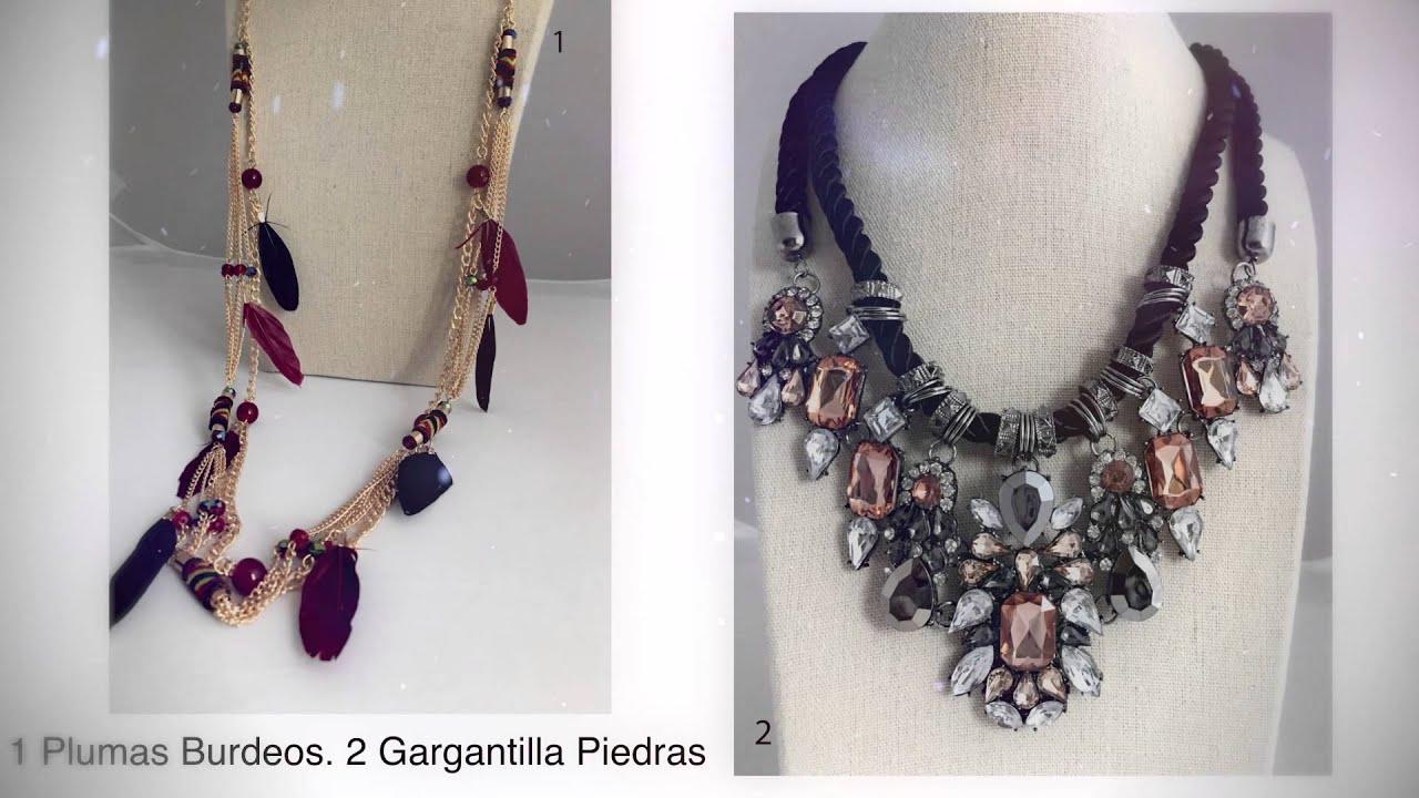 a70ac63a67ae Comprar collares low cost en la Boutique Por Dos online (BX2 ...