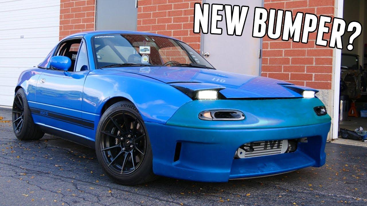 new-bumper-for-the-turbo-miata