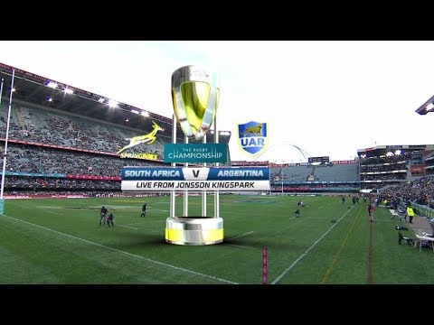 2018 Rugby Championship | South Africa vs Argentina