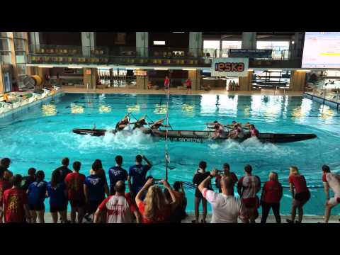 Tug Of War On The Dragon Boat!