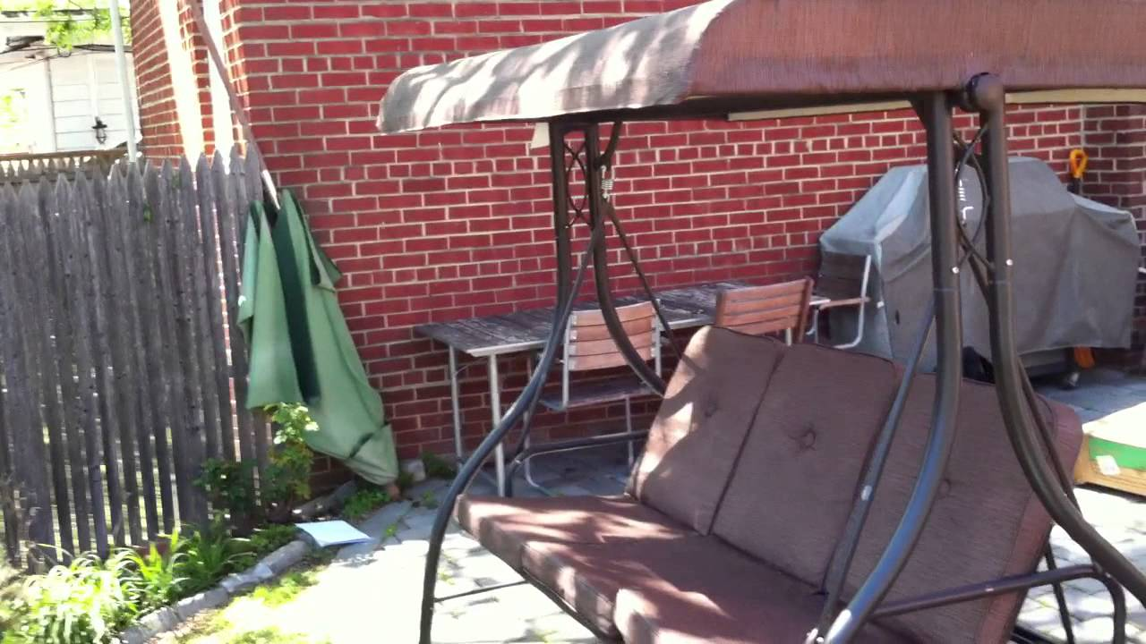 swing seat assembly service in dc md va by furniture assembly