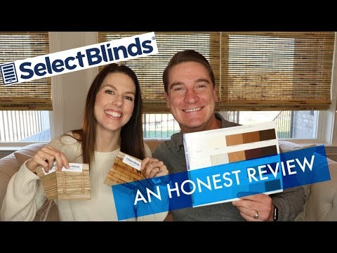 Select Blinds Review | Installing Our Own Blinds