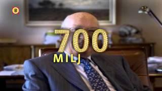 Top 5 rijkste Brabanders volgens Quote 500