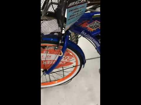 Walmart beach cruiser bikes $149.00 Panama Jack & Margaritaville Bikes