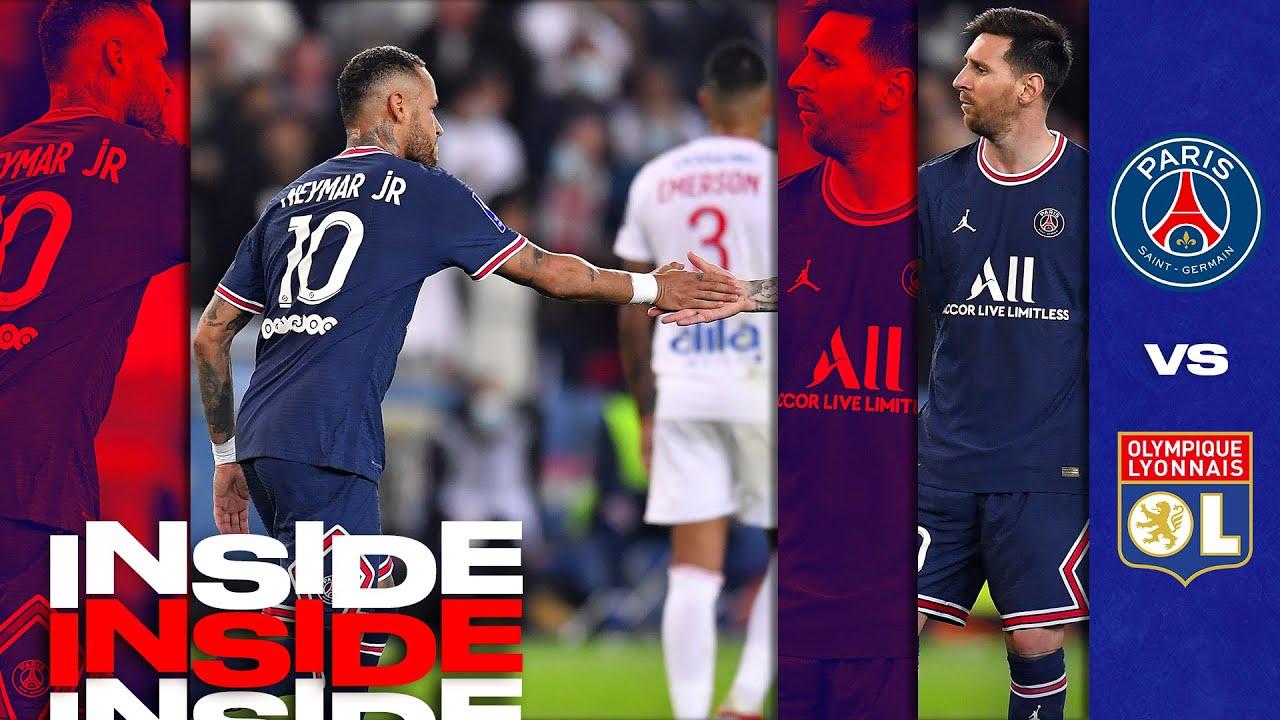 Download 🎦👀  [𝗜𝗡𝗦𝗜𝗗𝗘] 🆚  Lyon (2-1) Neymar Jr & Icardi  ⚽️