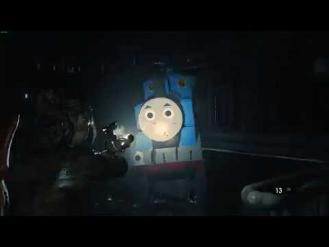 Why Are People Modding Thomas The Tank Engine Into Video The Face