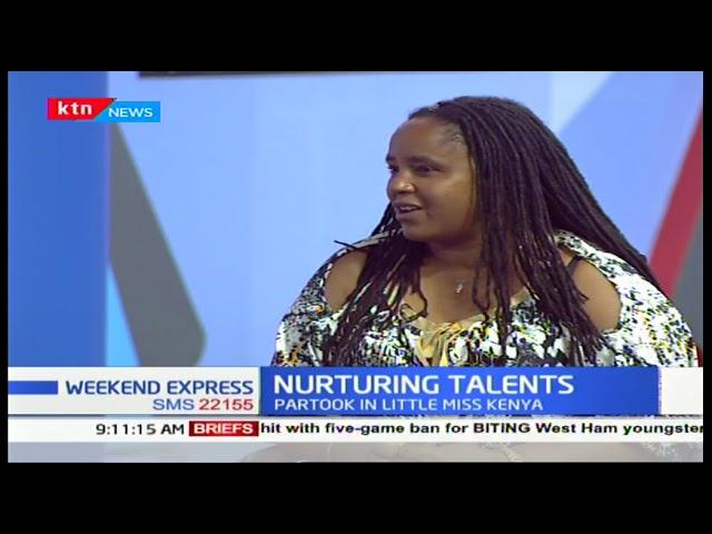 Parents are encouraged to help their children grow their talents   NURTURING TALENTS
