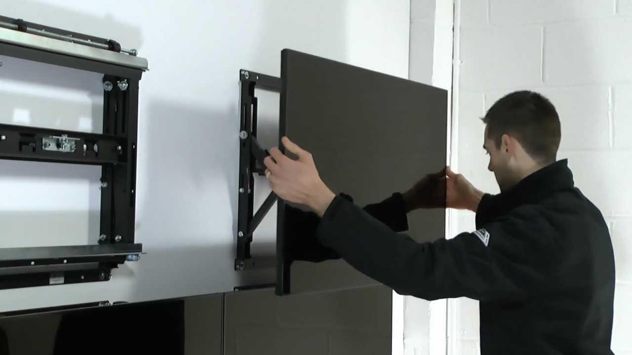B-Tech BT8310 - Video Wall Mount - Installation Overview ...