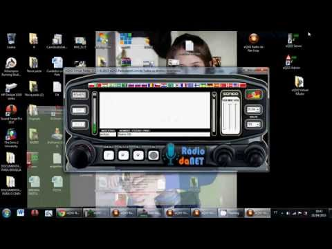 eQSO Virtual Radio Simples Eqso.Radiodanet.com.Br