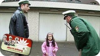 Polizei schreit Kind an! - Alles in Ordnung