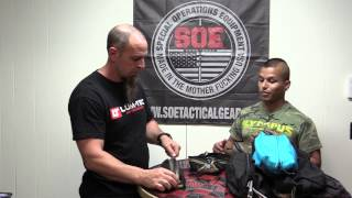 SOE tool pouches