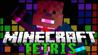 Minecraft 1.8 (Snapshot) Tetris Escape THE HARDEST GAME EVER