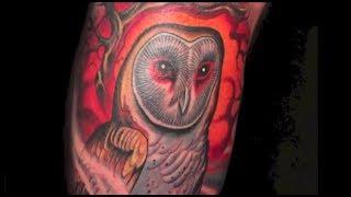 Hypercast 3 Illustrative Tattooing featuring Russ Abbott - TattooNOW TV