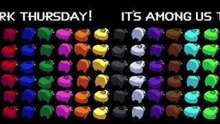 Among Us Twerk Thursday