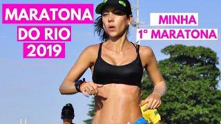 Maratona do Rio O dia que enfrentei o maior medo e vivi o melhor dia da minha vida