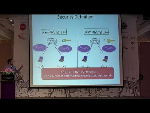 Multi Input Functional Encryption with Unbounded Message Security