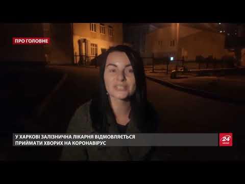 Залізнична лікарня у Харкові відмовляється приймати хворих на COVID-19: причини