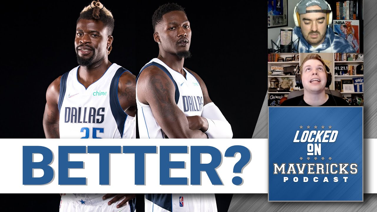 Are the Dallas Mavericks Actually Better Defensively? + Mavs/Hawks Preview | Locked On Mavs Podcast