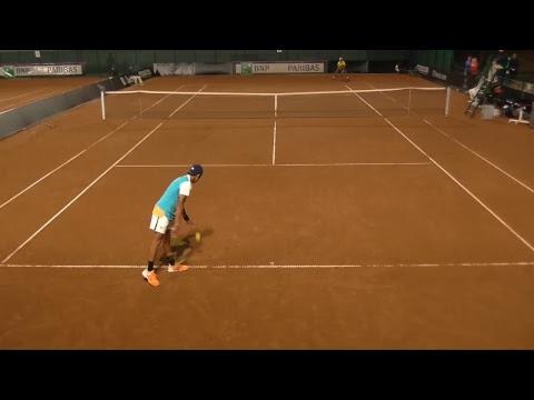 Junior Davis Cup by BNP Paribas Finals - Court 5
