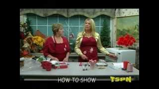 Chocolate-covered Spoons On The How To Show  With Anje And Frannie Weinrob On Tspn Tv 11 19 14