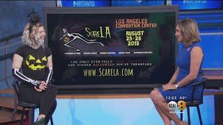 ScareLA Brings Halloween To Summer