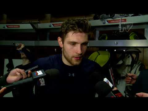 POST-GAME RAW | Leon Draisaitl