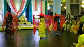 Farah & Shaan's Sangeet | Mere Yaar Ki Shaadi | Friends Dance