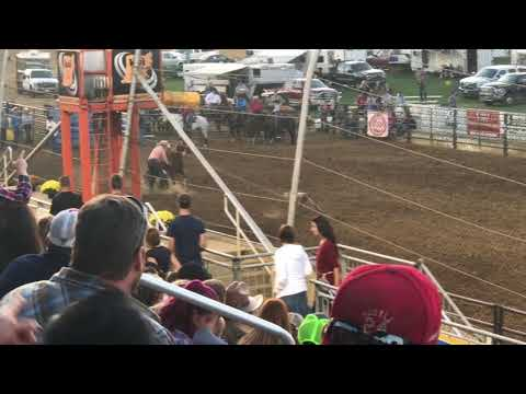 Rodeo At Lawrenceburg Speedway 2017