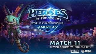 Tempo Storm vs compLexity - World Championship Americas - Match 11 | Final Bracket