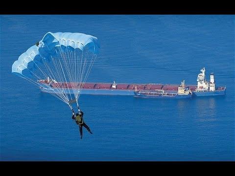 Exercise Gib Splash: The Submarine Parachute Assistance Group