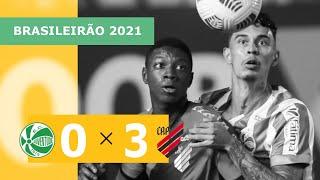Жувентуде  0-3  Атлетико Паранаэнсе видео