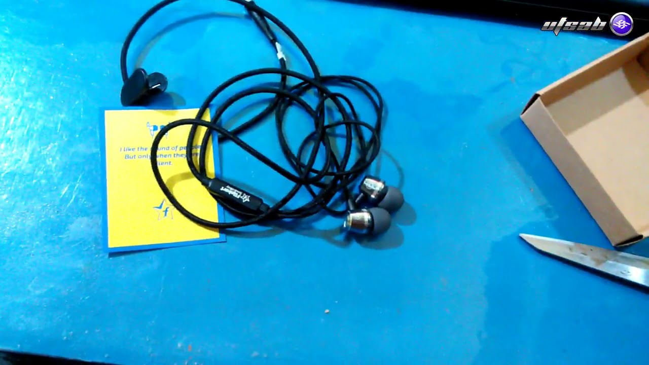 Flipkart SmartBuy Rich Bass Wired Metal Headset With Mic Live review ...